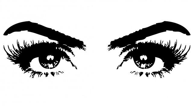 Entspannende Augenübungen für Bildschirmarbeiter