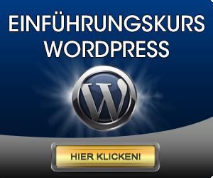 Arbeiten mit WordPress – das will gelernt sein