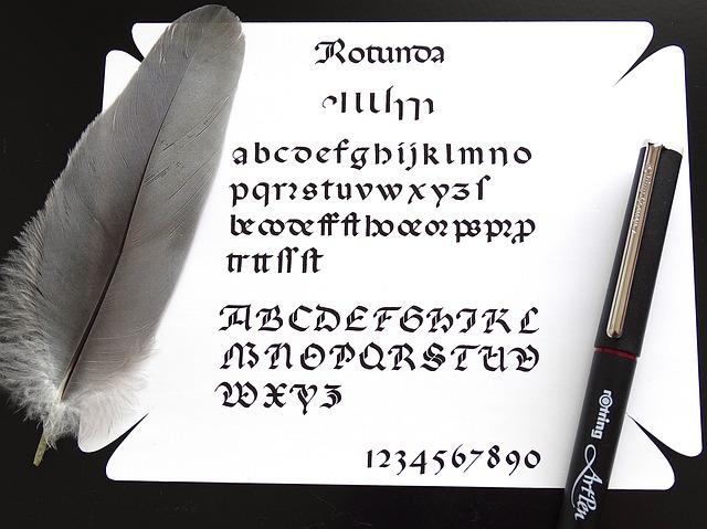 Kalligraphie – ein meditatives Hobby