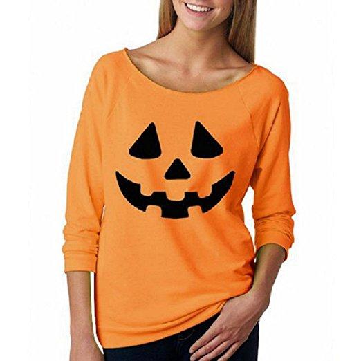 Halloween-Pullover und lustige Styles