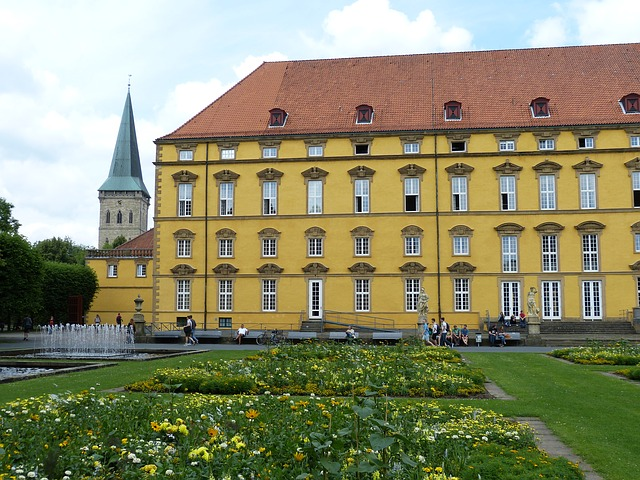 Osnabrück ist die .de Domain Hochburg