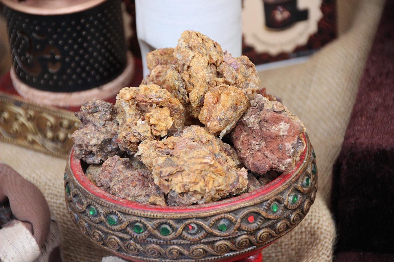 Myrrhe als Heilpflanze für Reizdarm
